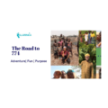 ROAD TO 774 ; Adventure| Fun| Purpose